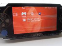 Selling an original model (1001 I believe) Sony PSP.