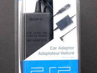 Sony PSP Car Adapter~ Model PSP-180U ~ NIB $12 (price
