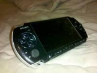 I am selling my Sony PSP 3001, 2GB memory card,