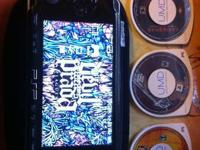 This PSP is in great physical and working condition.