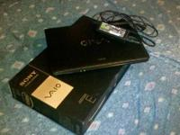 Sony Vaio,VPCEH series. Decent laptop for casual users
