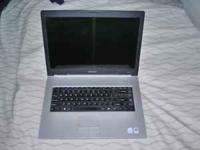 This laptop has the specs listed at the following link: