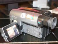 Sony Video 8 Handycam CCD-TRV29, in excellent shape and