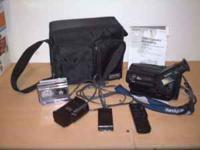 I have a Sony CCD-TR33 HandyCam Video camera 12x Zoom