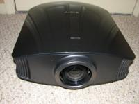 I have a Sony projector for sale. I will certainly