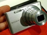 Hi, I posted my ex. Camera Sony W800/B on Amazon