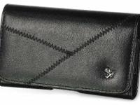 Genuine soft leather case pouch for your Sony Xperia