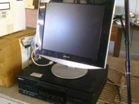 "I have a nice Acer 17""flat screen monitor for 60.00."