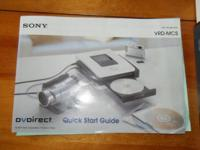 I have a Sony DVD direct unit to transfer movies from