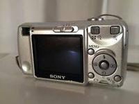 sony Cyber shot DSC 600 take great photos, also movie
