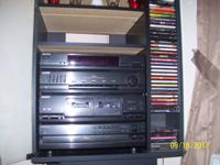 I HAVE A MINT CONDITION VERY CLEAN SONY STEREO WITH IT