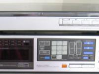 Sony STR-VX550 Receiver, PS-LX510 Turntable and RM-S750