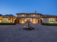 Distinctive estate with pristine architectural detail