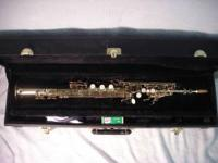 I have a Revere soprano saxaphone,excellent
