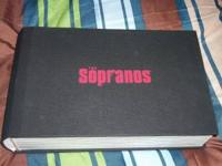 The Sapranos DVD Collection set, 33 discs in all, comes