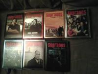 Seasons 1,2,3,4,5,6a,6b. In great working condition and