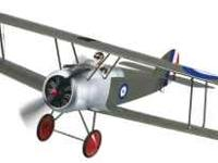 Electrifly's Sopwith Camel RC Biplane, BRAND NEW STILL