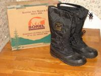 Sorel womens or mens Snow Lion (Canadian) winter snow