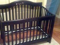 Delta Convertible Crib W Dresser For Sale In Hanford