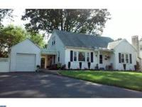 Very well-maintained Cape located in Souderton Area