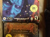 PC games for sale Soulbringer/Planescape Torment