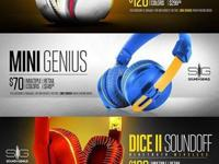 audio is genius is way of lives electronic devices. sig