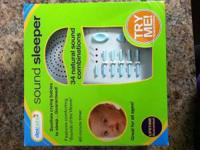 DexBaby Sound Sleeper, New in Box. 34 Different sounds,