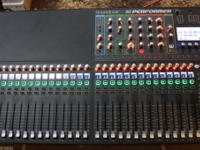 Soundcraft Si Performer 3 32-channel Digital Audio