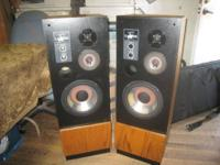 Here is a great sounding pair of Soundcraftsmen Lancer