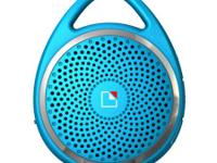 SoundDew Wireless Water Resistant Portable Speaker