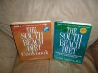 For sale is a set of South Beach books: The South Beach