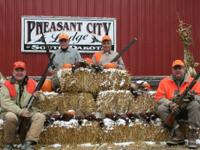 Great Gift Idea!  Pheasant Hunting Season has Started