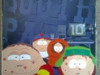 I am selling the complete 10th season of South Park.