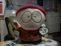 I am currently selling three talking South Park plush