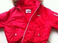 Hi i have a red Large South pole Jacket for a woman.