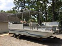 This is a Custom constructed 1995 Southern Star 24 foot