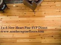 We ship Heart Pine and #2 or better Longleaf Southern