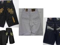 item number : southpole relaxed fit denim shorts men's