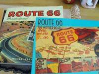 southwestern books 2 about route 66,one about the