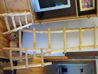 southwestern ladders, three different sizes, all 3 for