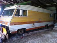 1974 Southwind Motor Home. We have owned it since 1978.