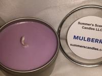 I sell 100% Soy wax candles at a reasonable price. All