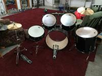 "Sound Percussion Drum Set 1 14"" Stagg Crash - ride"
