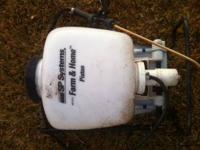 SP Farm and Home Piston Sprayer The SP Systems farm and