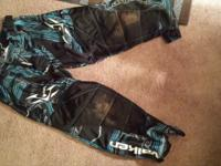 Paintball gear sold as a lot or individually. -Valken