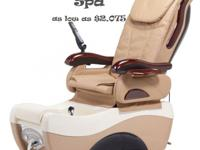 Our spa pedicure chairs carry exclusive designs look