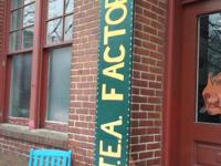 T.E.A Factory is a co-working space for Technology,