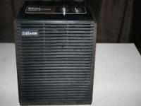 Edison Deluxe Comfort Space Heater High and Low /