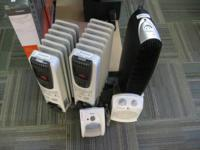 We have a great selection of used space heaters and