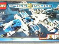 LEGO Space Police 5974. Retail is $100. Never been